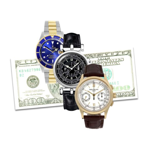 Invest in watches