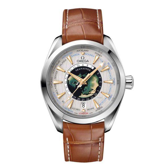 Omega Seamaster Aqua Terra Worldtimer Master Chronometer 220.93.43.22.99.001