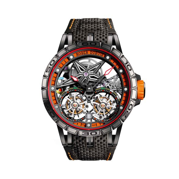 Roger Dubuis Excalibur Spider Double Flying Tourbillon RDDBEX0589