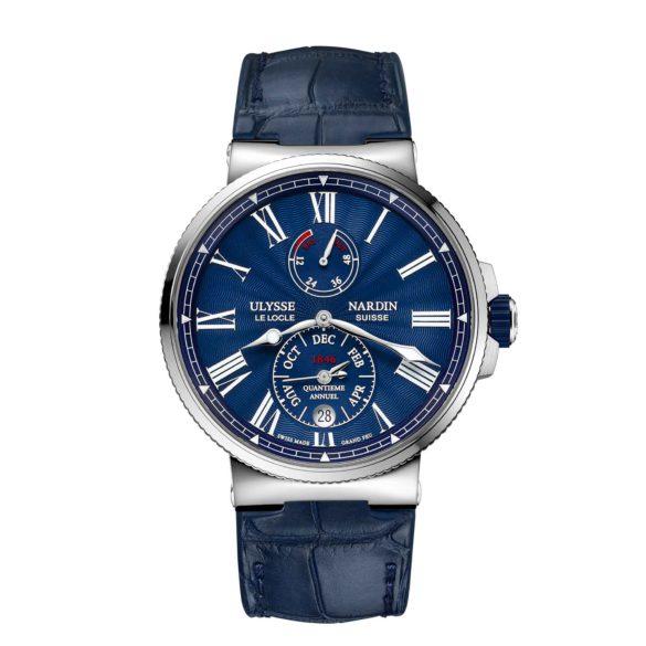 Ulysse Nardin Marine Annual Calendar Chronometer 1133-210/E3