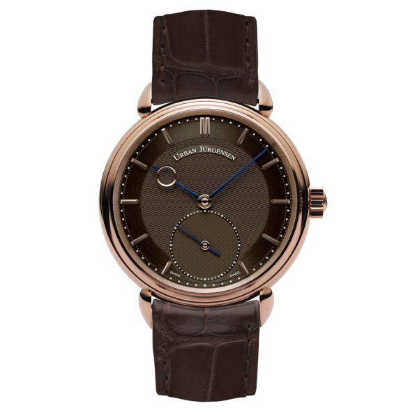 Urban Jürgensen reference 1140L RG Brown