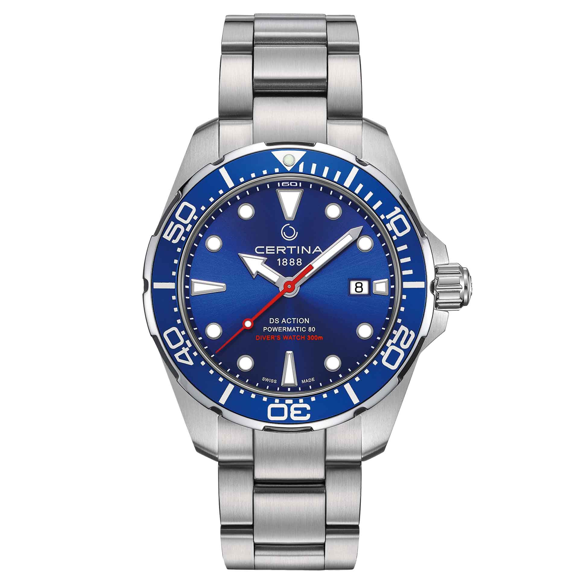 certina ds action diver automatic your watch hub