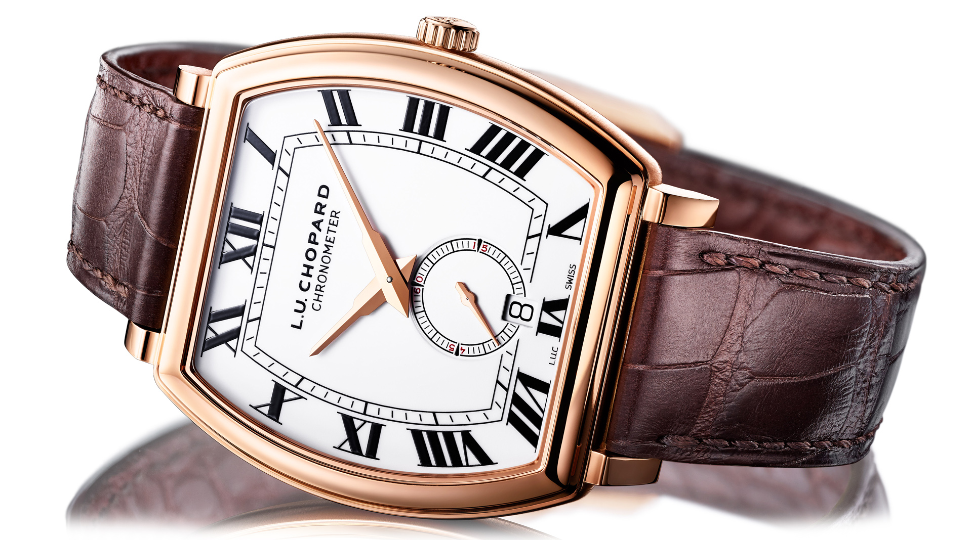 Chopard L.U.C Heritage Grand Cru 162296-5001 side