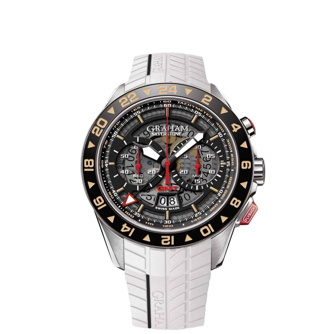 Graham Silverstone RS GMT