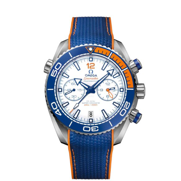 Omega Seamaster Planet Ocean Michael Phelps Limited Edition 215.32.46.51.04.001