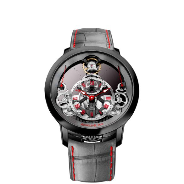 Arnold & Son Time Pyramid for Only Watch 2017 1TPBS.S03A.C124S