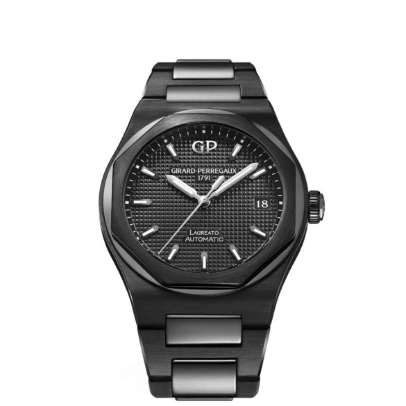 Girard-Perregaux Laureato 42 mm Ceramic 81010-32-631-32A