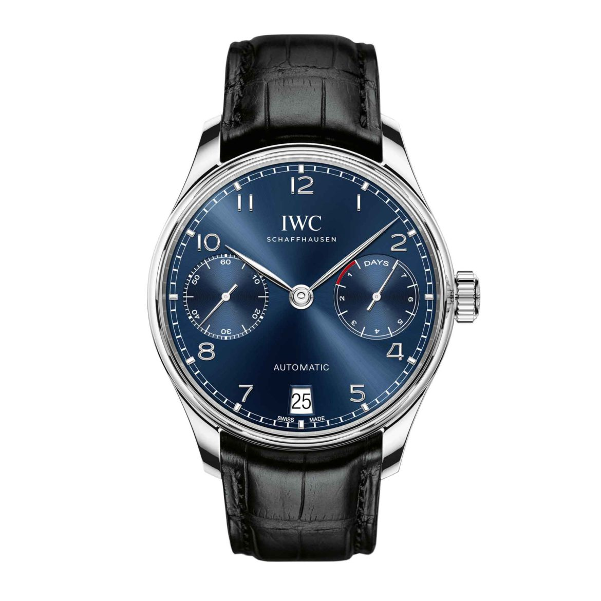 IWC Portugieser Automatic Blue Dial IW500710