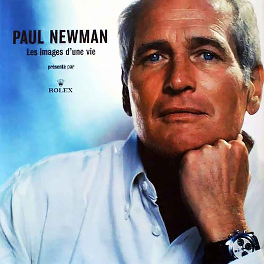 Rolex Cosmograph Daytona Paul Newman Ref. 6239 Paul Newman