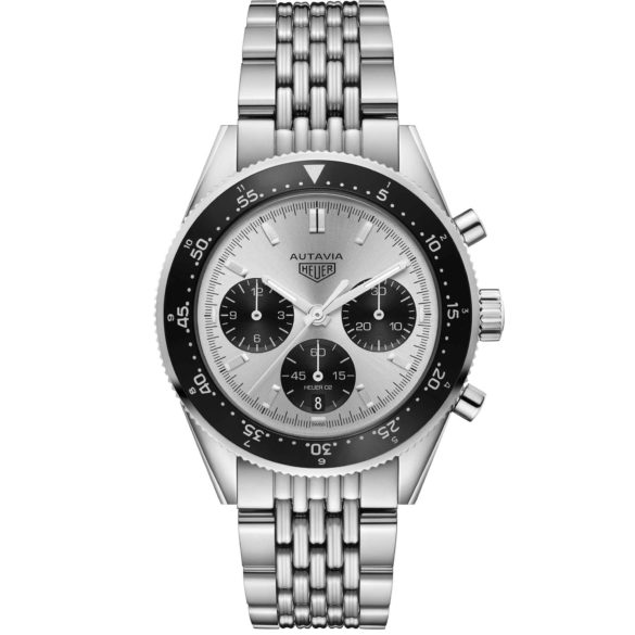 TAG Heuer Autavia Jack Heuer 85th Birthday Edition CBE 2111.BA0687