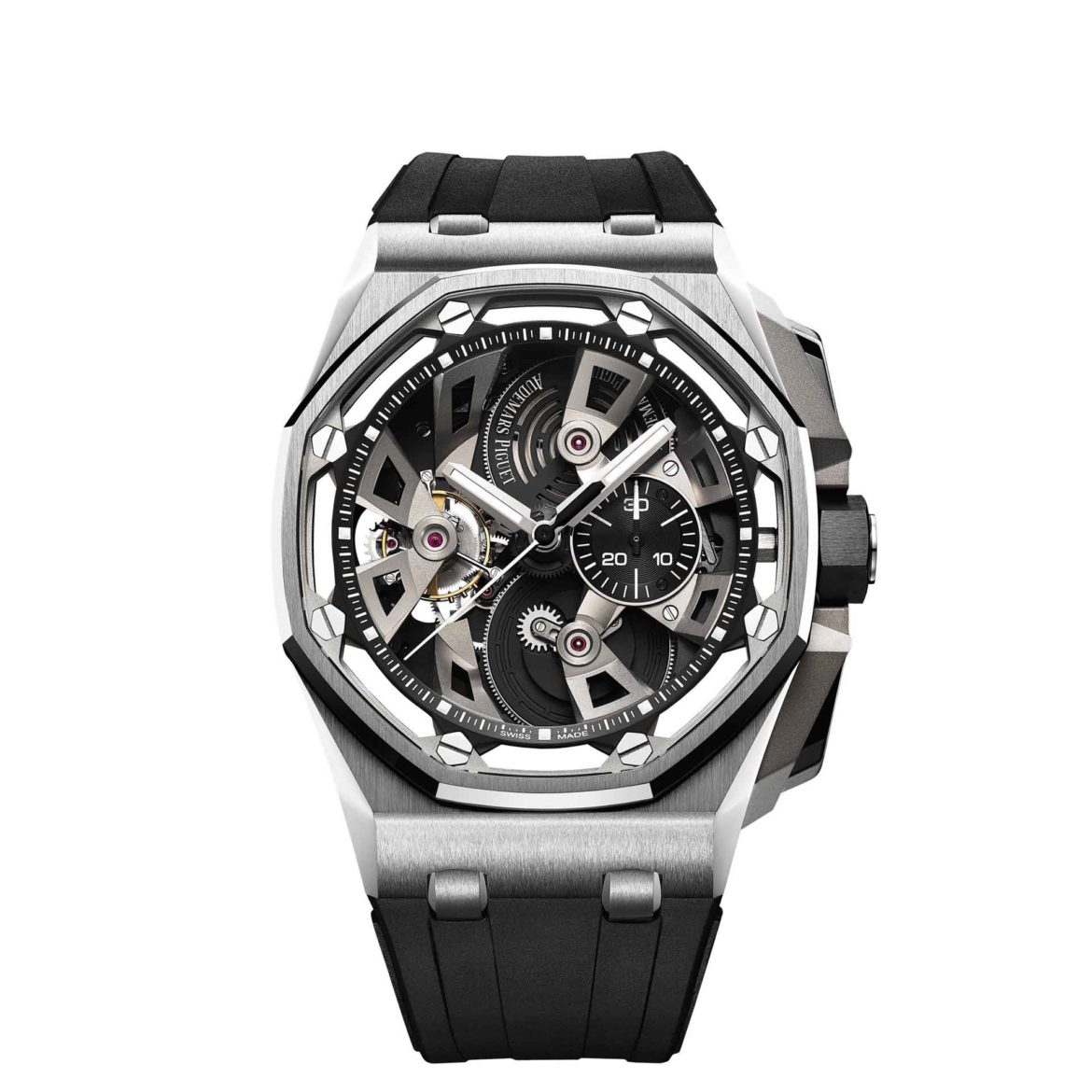 Audemars Piguet Royal Oak Offshore Tourbillon Chronograph 25th Anniversary