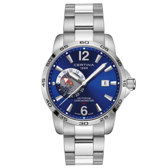 Certina DS Podium GMT Chronometer