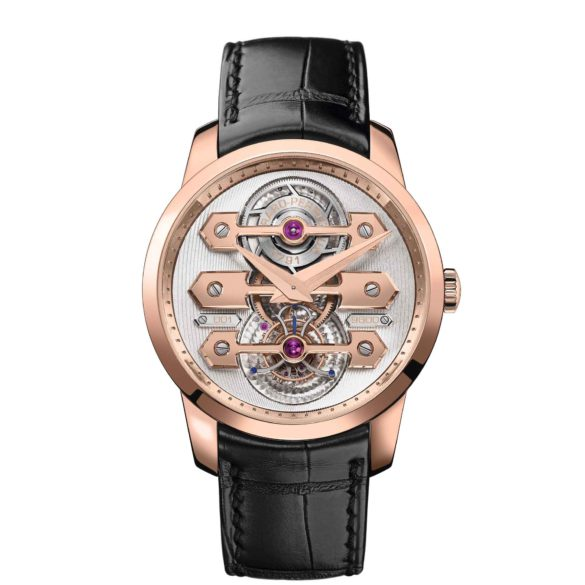 Girard-Perregaux Tourbillon with Three Bridges 40 mm 99285-52-000-BA6A