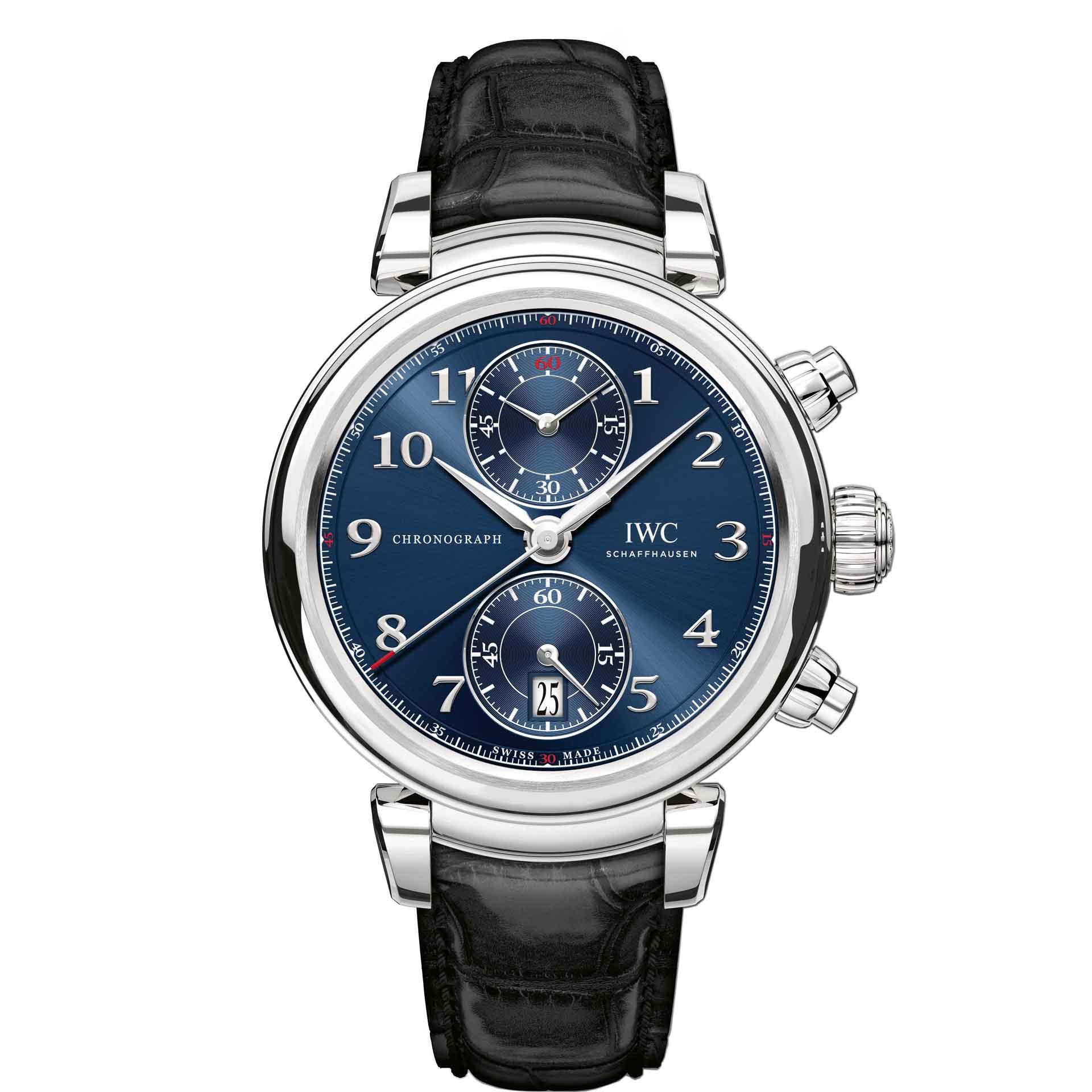 IWC Da Vinci Chronograph Edition Laureus Sport for Good ...
