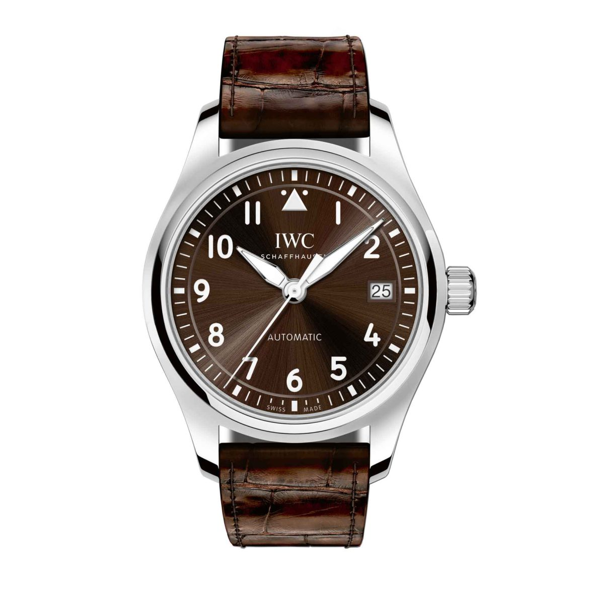 IWC Pilot's Watch Automatic 36 Brown Dial IW324009