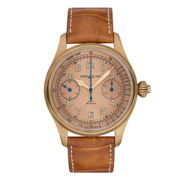Montblanc 1858 Chronograph Tachymeter Limited Edition 100 117064