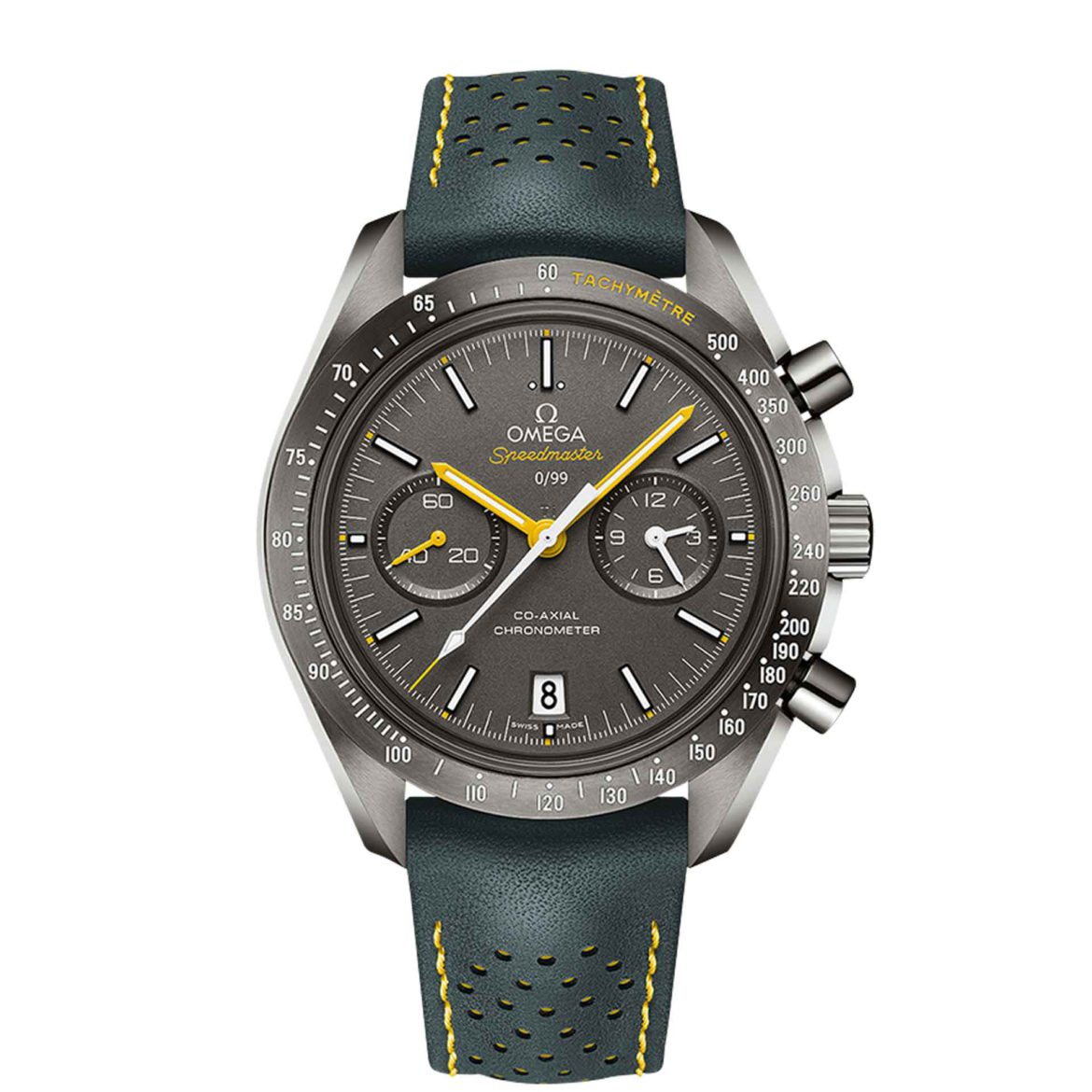 Omega Speedmaster Grey Side of the Moon Porsche Club of America Limited Edition 311.92.44.51.99.001