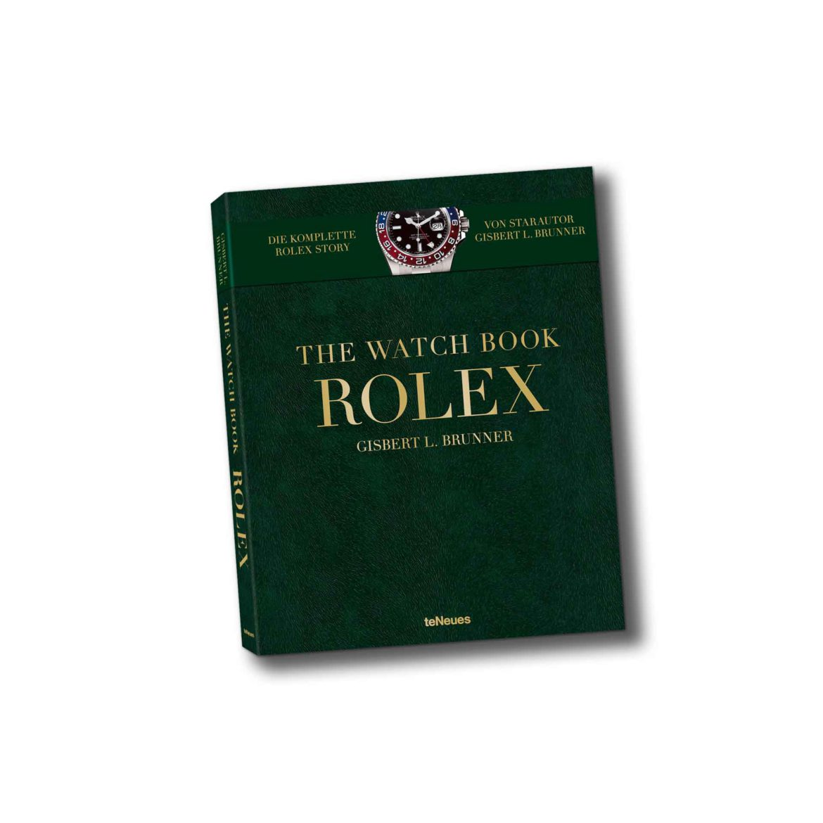 The Watch Book Rolex ISBN 978-3-96171-036-2