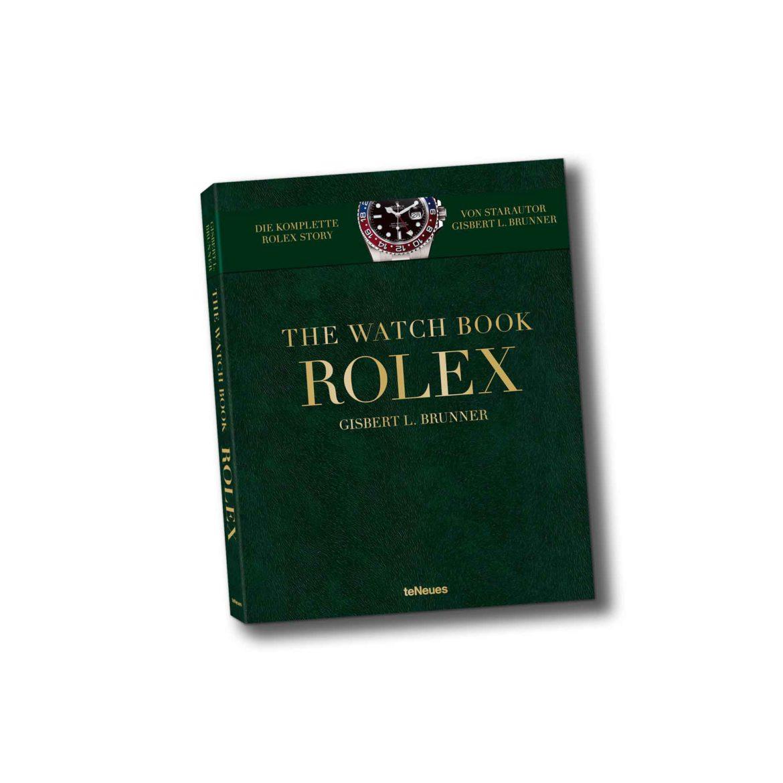 The Watch Book Rolex ISBN 978-3-96171-036-2
